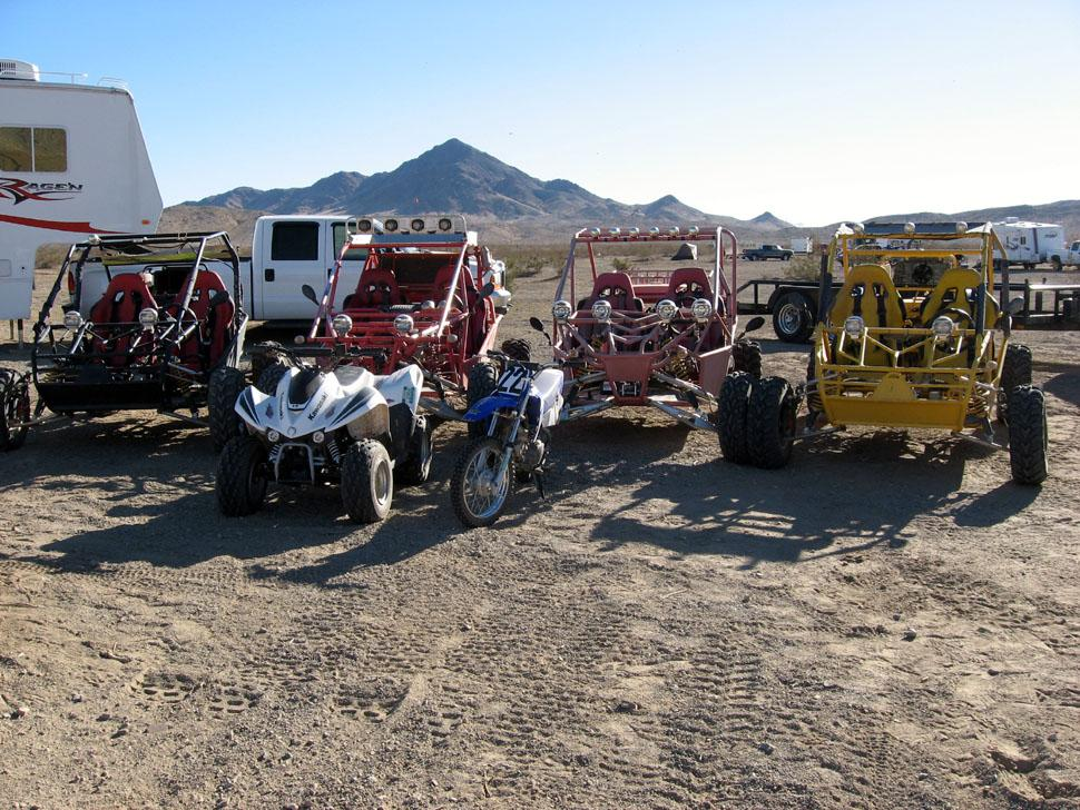 Buggy Ride Line up